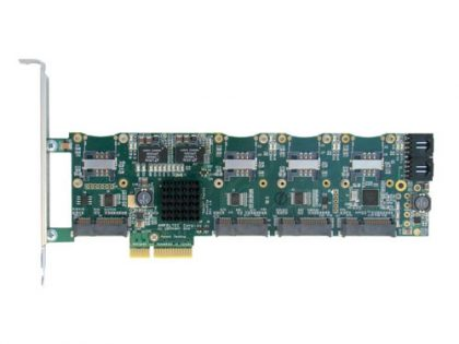 PCI Express Gen 3 Carrier Board for 2 M 2 SSD modules